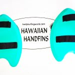 Hawaiian Handfins Bodysurfing and Swimming