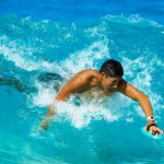 Wyatt Yee - Hawaiian Handfins - Swimming, Bodysurfing and Handboarding Professional